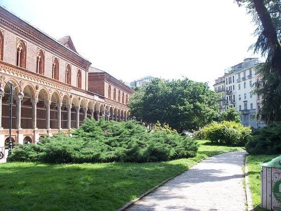 Giardino Camilla Cederna