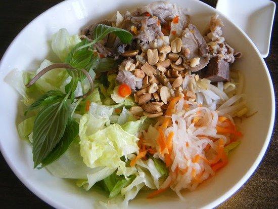 An Nan Fried Rice Noodle: 乾拌河粉