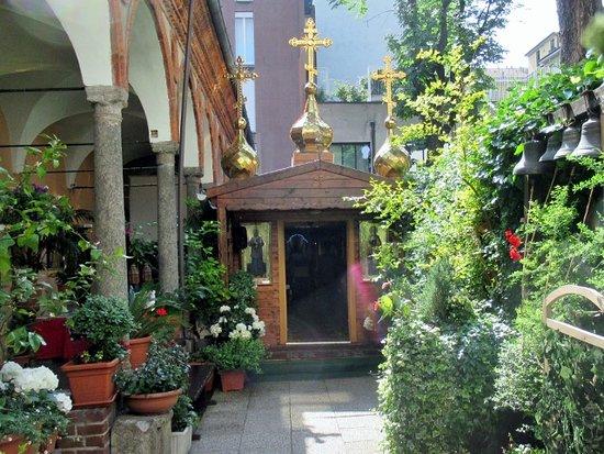 Chiesa Ortodossa Russa di San Nicola