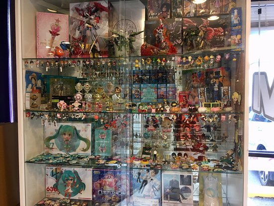 MINIQ Japanese Anime Shop