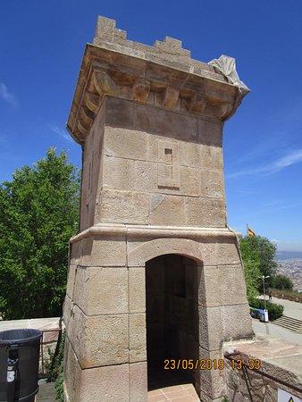 Castelo de Montjuïc.