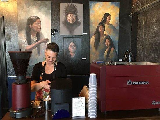 Chesterville, Kanada: Victoria Street Cafe