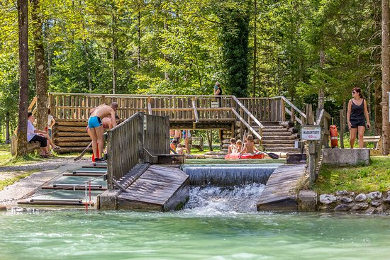 Wassererlebnispark St Gallen