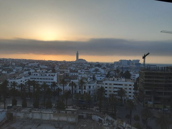 Sofitel Casablanca Tour Blanche Photo