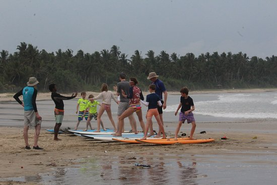 ‪Bandula Surfing School‬