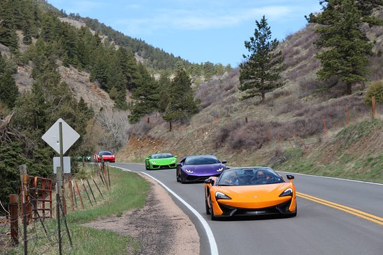 Oxotic Supercar Driving Experience