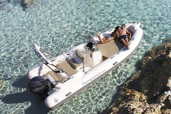 Corsica & Boat