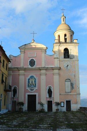 Vezzano Ligure, อิตาลี: La parte anteriore