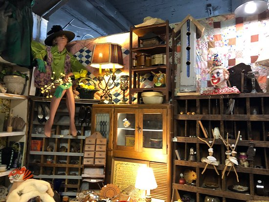 Funktion Junktion Antiques, Repurposed, and Local Goods