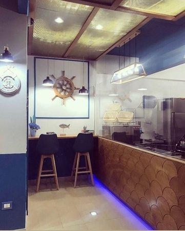 Vieni a visitare il nostro locale incantevole, con la nostra cucina a vista!