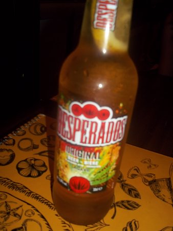 Sokak Bistro Cafe: Desperado's
