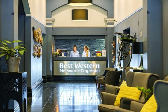 Best Western Melbourne City Hotel
