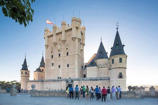 Excursión de un día a Ávila y Segovia...