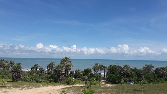Carnaubinhas Beach