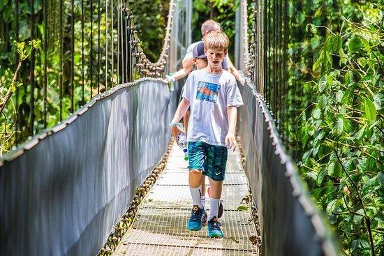 阿雷纳尔吊桥之旅