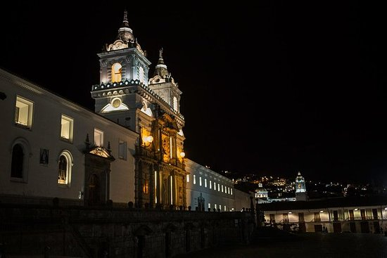 Quito at Night & Urban Legends Tour...