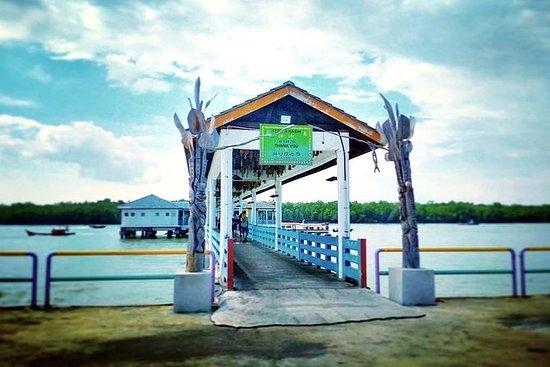 Pulau Ketam (île aux crabes) de Kuala...