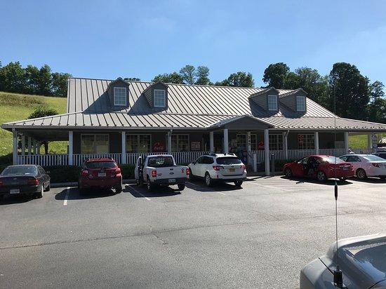 Fincastle, Wirginia: Store Front