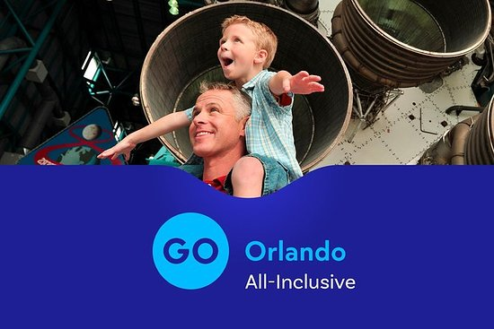 Gå Orlando All Inclusive med Kennedy...