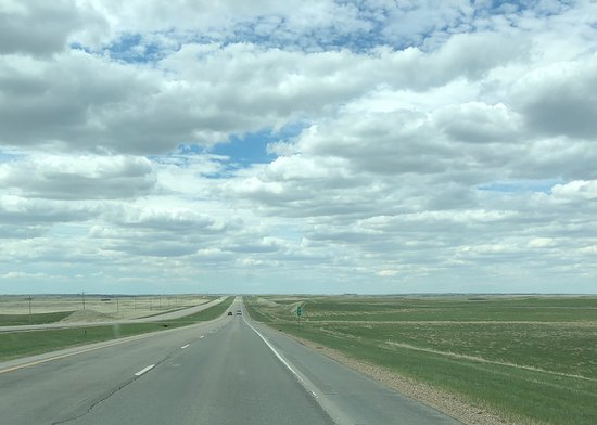 Ross, ND: More Big Sky Country