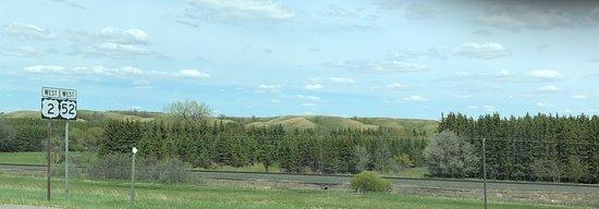 Burlington, Dakota Północna: A relaxing trip