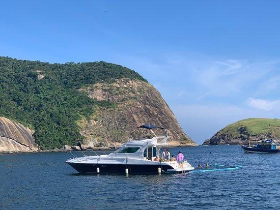 Fantasma Boat