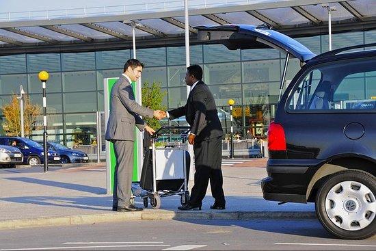 リヴィングストン空港での送迎サービス