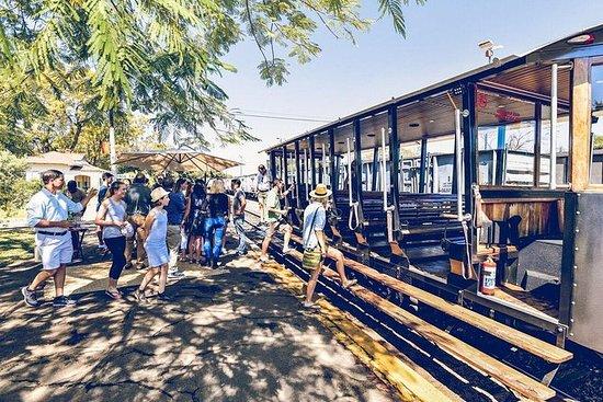 Visite du tram historique et du pont...