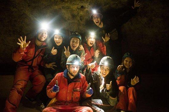 Grotten onder Boedapest
