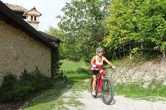 Anello di Ca del Vento in e-bike