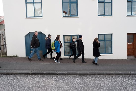 Reykjavik Evening Walk - With a Local...