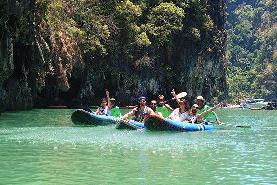From Phuket: James Bond Island and...