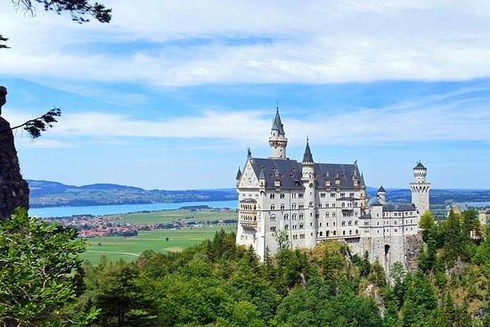 VIP-tour naar de koninklijke kastelen ...