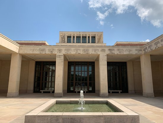 ‪The George W. Bush Presidential Library and Museum‬