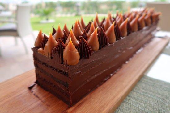 Seagrill Bistro: Amazing dessert!