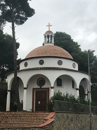 Iglesia ortodoxa en honor a San Jorge el Victorioso