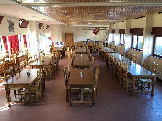 Restaurant MFR Agencourt (salle)