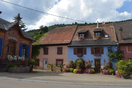 Bassemberg, Elzas