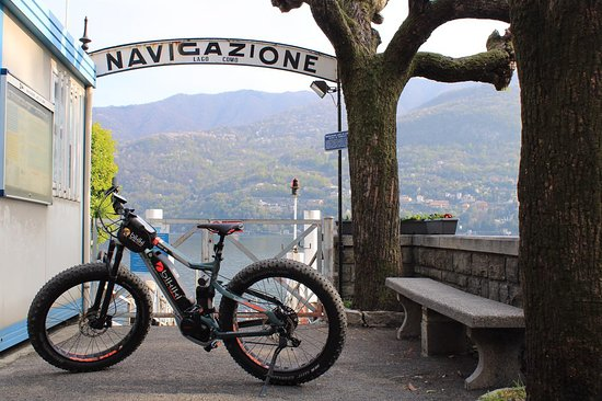 ‪BIKIKI Lake Como Bike Tours‬