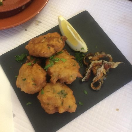 The best Portugese food around Carvoeiro