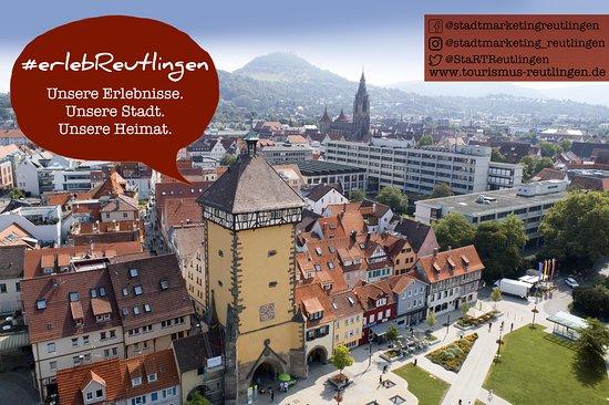 Stadtmarketing und Tourismus Reutlingen
