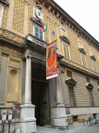 Museo Civico Ala Ponzone: Entrance