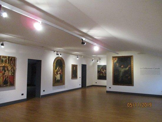Museo Civico Ala Ponzone: One of many fine rooms