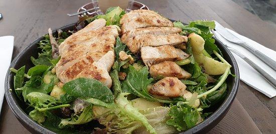 Clio Cafe Adelaide chicken salad
