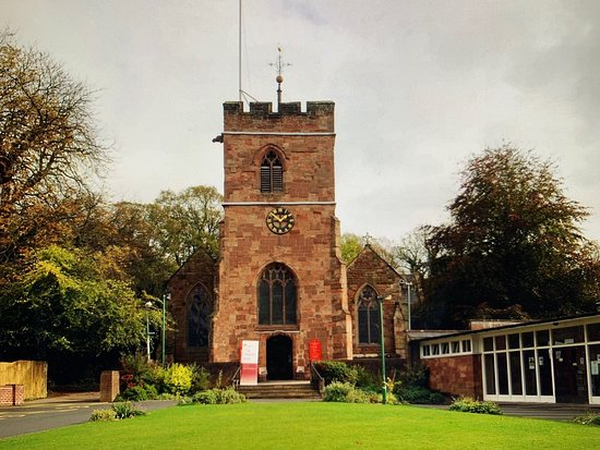 St Peter's Church Harborne