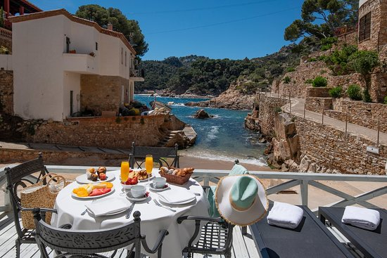 Hotel Aiguablava Prices Reviews Begur Spain Costa