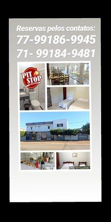 Igapora, BA : Pit Stop Restaurante e Pousada