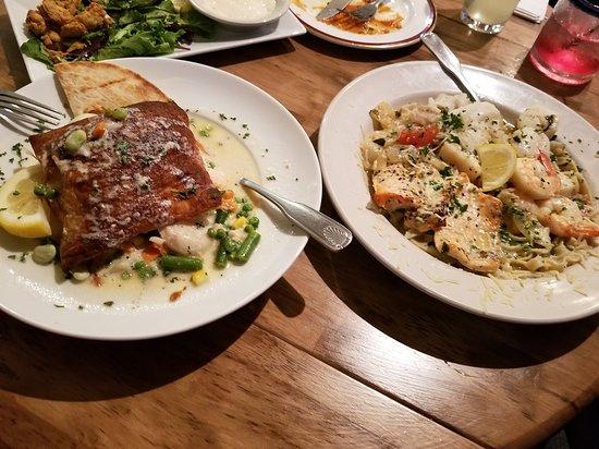 Captain Scott S Seafood Restaurant Sandwich Menu Prices