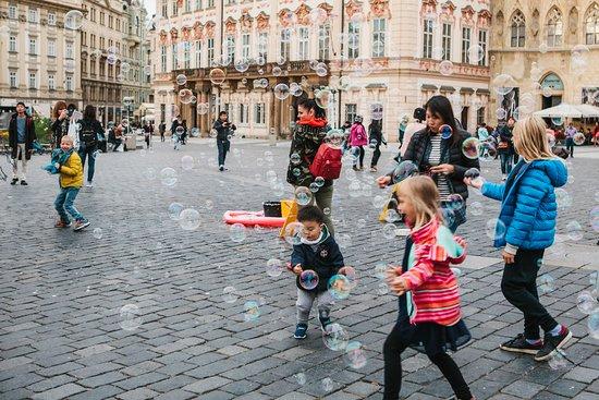 City Unscripted Prague