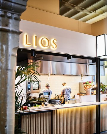Lios Greek street food, Amsterdam - Photos & Restaurant